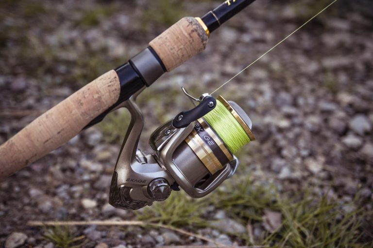 Spinning Rod Image