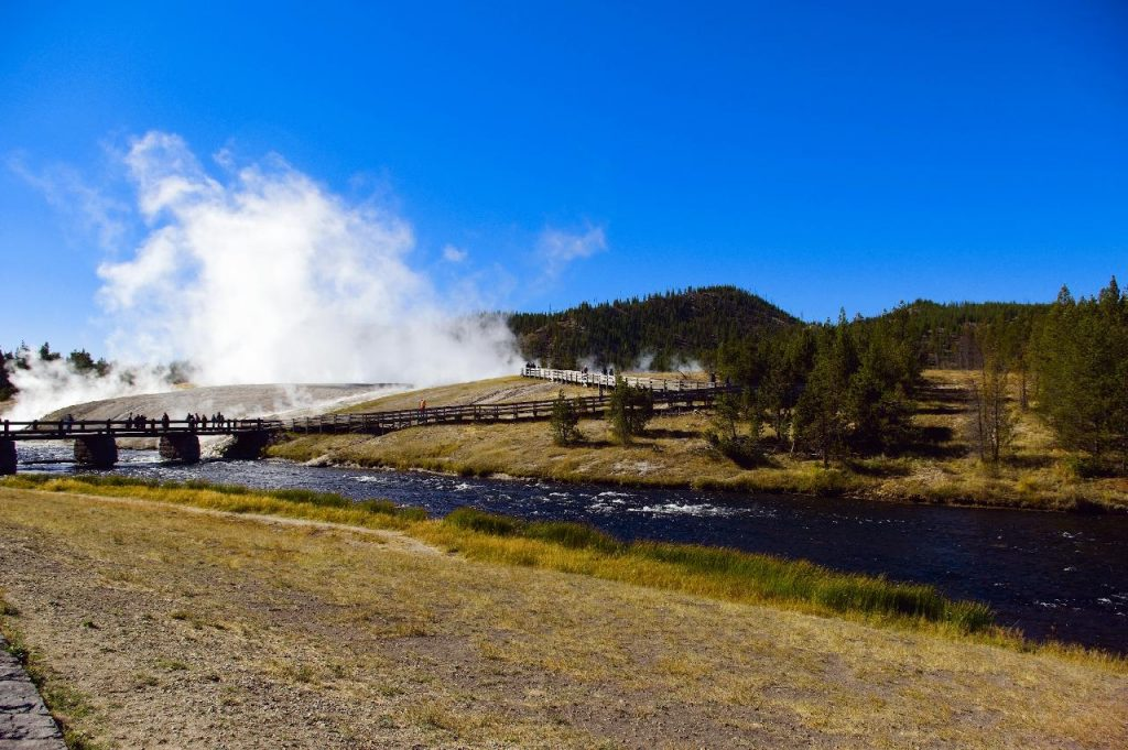 FIrehole River Wyoming