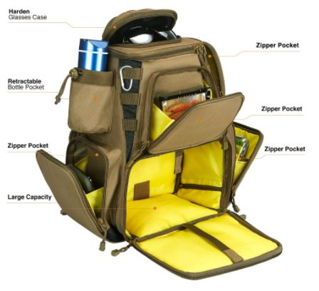 Piscifun Fishing Backpack