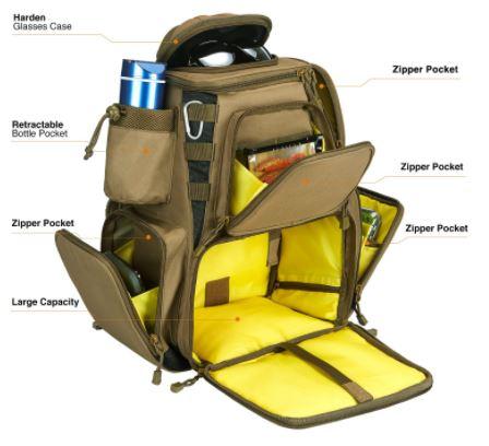 Piscifun Fishing Backpack